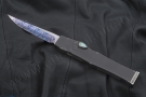 CFO II Damascus Hot Blued Sterile Prototype 1 of 2