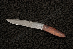 Нож folder mosaic damascus от Andre van Heerden