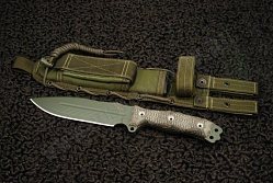 Нож Hellrazor от Busse knives
