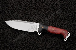 Нож ASH 1 nuclear от Busse knives